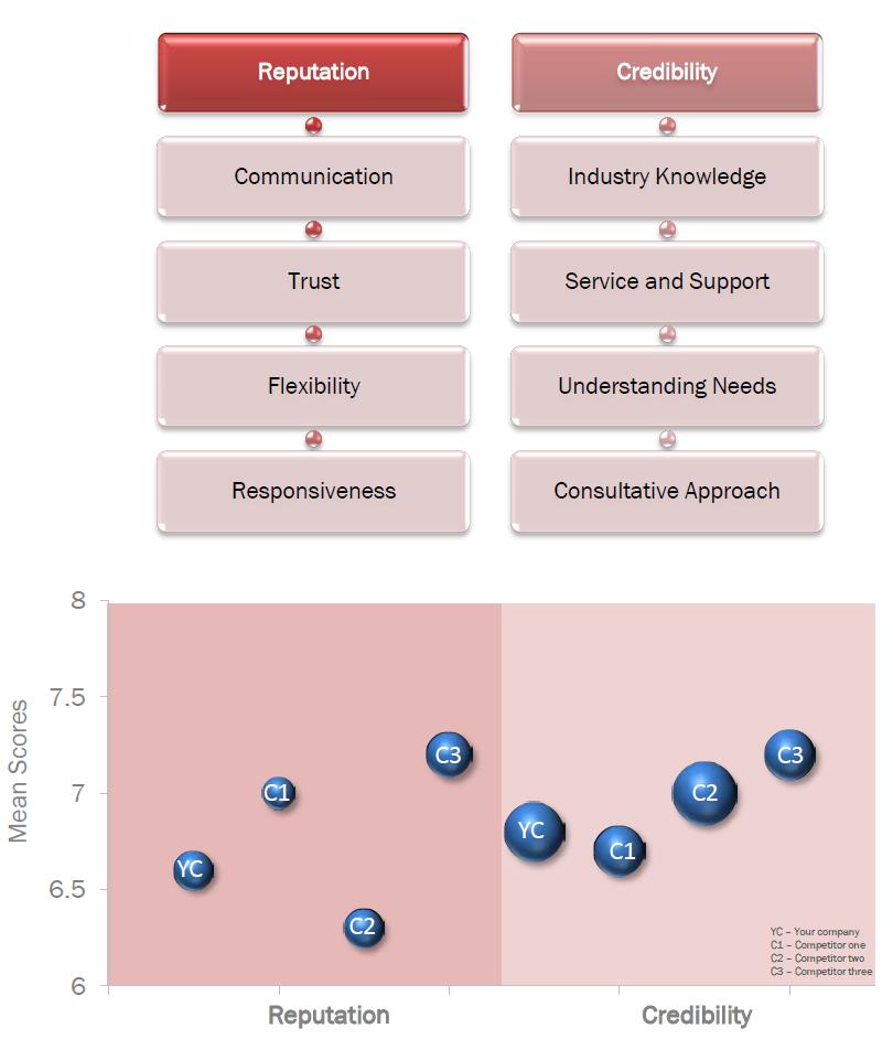 Strategic Partner reputation and credibility