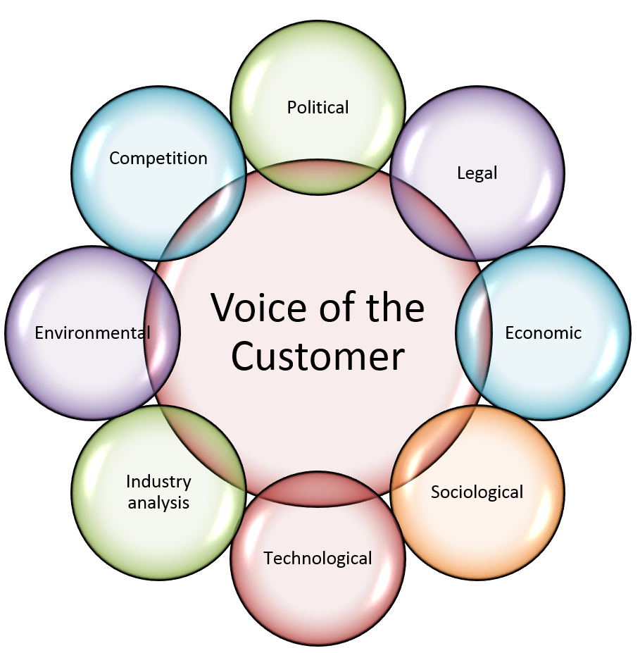 Market Analysis - Voice of the Customer