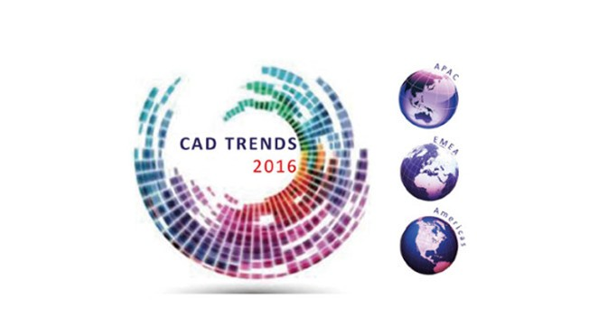 Results of Worldwide CAD Trends 2016 Survey