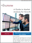 Business Advantage White Paper Download: A Guide to Market Analysis for B2B Growth