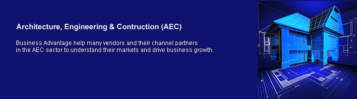Architecture, Engineering & Contruction (AEC)
